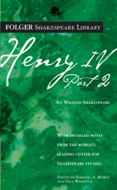 Henry IV, Part 2 - William Shakespeare Book