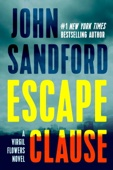 Escape Clause - John Sandford Cover Art