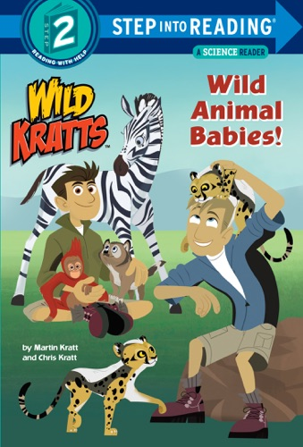 Wild Animal Babies Wild Kratts