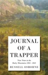 Journal Of A Trapper - Nine Years In The