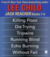 Lee Childs Jack Reacher Books 1-6