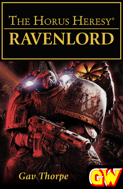 Games Workshop Black Library - Ravenlord released