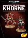 Painting Guide Khorne Warhammer 40000 Tablet Edition