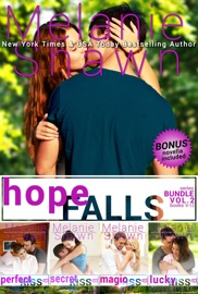 HOPE FALLS SERIES BUNDLE: VOL. 3, BOOKS 9-12.5 (#1 PERFECT KISS, #2 SECRET KISS, #3 MAGIC KISS, #4 LUCKY KISS, #4.5 CHRISTMAS WISH NOVELLA)