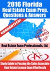 2016 Florida Real Estate Exam Prep Questions And Answers