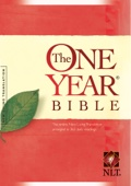 The One Year Bible NLT