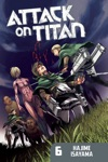 Attack On Titan Volume 6