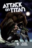 Attack on Titan Volume 9 - Hajime Isayama Cover Art