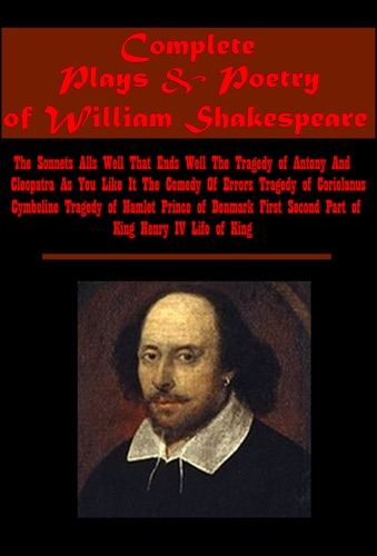 Complete Plays  Poetry of William Shakespeare