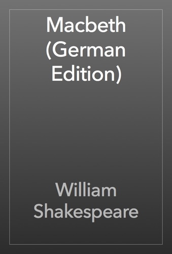Macbeth German Edition