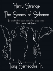 HARRY STRANGE IN THE STONES OF SOLOMON
