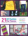 DIY Fashion For Teens 21 DIY Jewelry Patterns And Clothes Kids Will Love