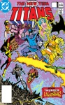 The New Teen Titans 1980- 32