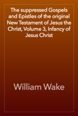 William Wake - The suppressed Gospels and Epistles of the original New Testament of Jesus the Christ, Volume 3, Infancy of Jesus Christ artwork