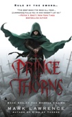 Prince of Thorns - Mark Lawrence Cover Art