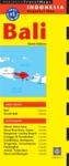 Bali Travel Map Ninth Edition