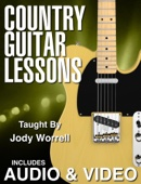 Jody Worrell - Country Guitar Lessons with Audio & Video  artwork