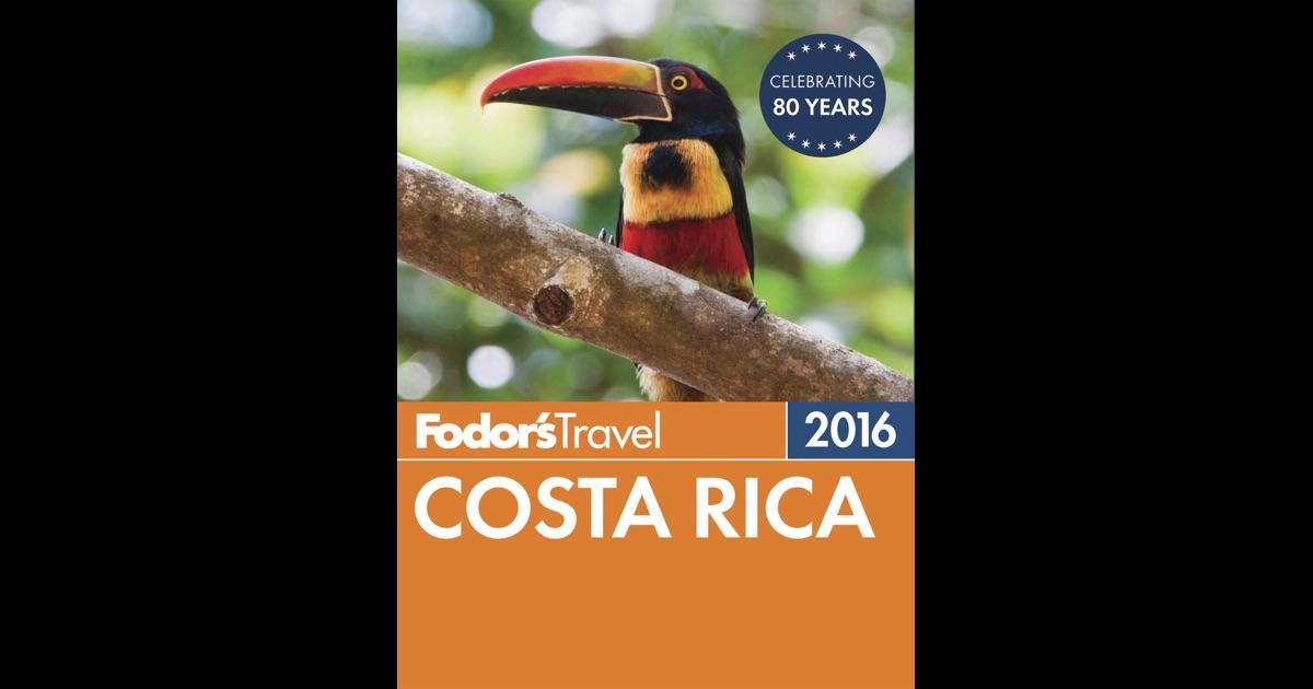 Costa Rica  - Magazine cover