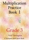 Multiplication Practice Book 1 Grade 3