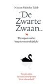 Nassim Nicholas Taleb - De Zwarte Zwaan  kunstwerk