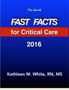 Fast Facts For Critical Care