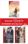 Harlequin Desire November 2016 - Box Set 1 Of 2