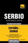 Vocabulario Espaol-Serbio 5000 Palabras Ms Usadas