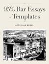 95 Bar Essays - Templates