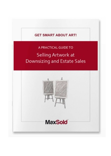 A Practical Guide to Selling Artwork at Downsizing  Estate Sales