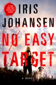 Iris Johansen - No Easy Target  artwork