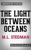 Conversations on The Light Between Oceans: A Novel by M.L. Stedman - Daily Books Cover Art