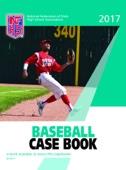 2017 NFHS Baseball Case Book - NFHS Cover Art