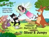 Picture Books For Children Ages 4-6 Oliver And Jumpy - The Cat Series Stories 43-45 Book 15