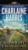 Midnight Crossroad - Charlaine Harris Cover Art
