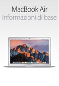 Informazioni di base su MacBook Air