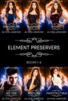 The Element Preservers Books 1 - 5
