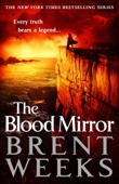 The Blood Mirror - Brent Weeks Cover Art