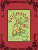 The Patchwork Girl of Oz - L. Frank Baum Cover Art