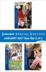 Harlequin Special Edition January 2017 Box Set 2 Of 2