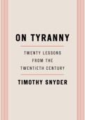 Timothy Snyder - On Tyranny artwork