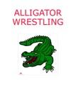 Alligator Wrestling
