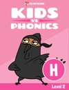 Learn Phonics H - Kids Vs Phonics IPhone Version