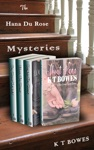 The Hana Du Rose Mysteries Boxed Set Books 1 - 4