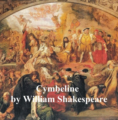 Cymbeline with line numbers