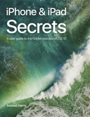 iPhone & iPad Secrets (For iOS 10.2) - Samuel Harris Cover Art