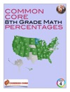 Common Core 8th Grade Math - Percentages