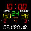 バスケットボール タイマー -デジ坊 Jr.-
