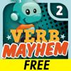 Verb Mayhem HD Level 2 FREE