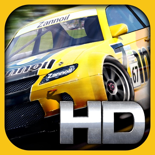 Real Racing HD (AppStore Link)