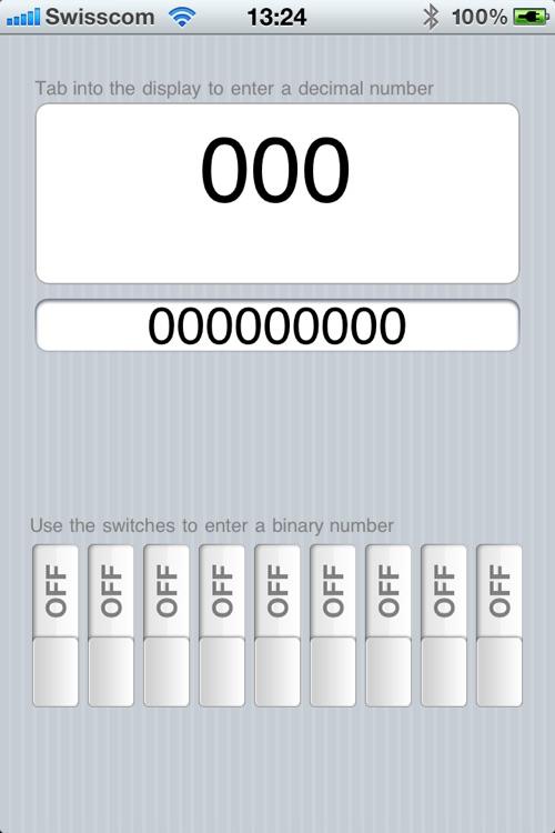 010 - Binary Calculator by Nominari UG (haftungsbeschrankt)